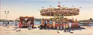 carousel cardiff bay
