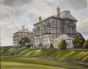 Highfield court Dyfed House