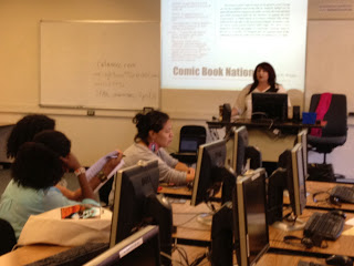 Digital Technology Workshop at 2012 Summer Institute