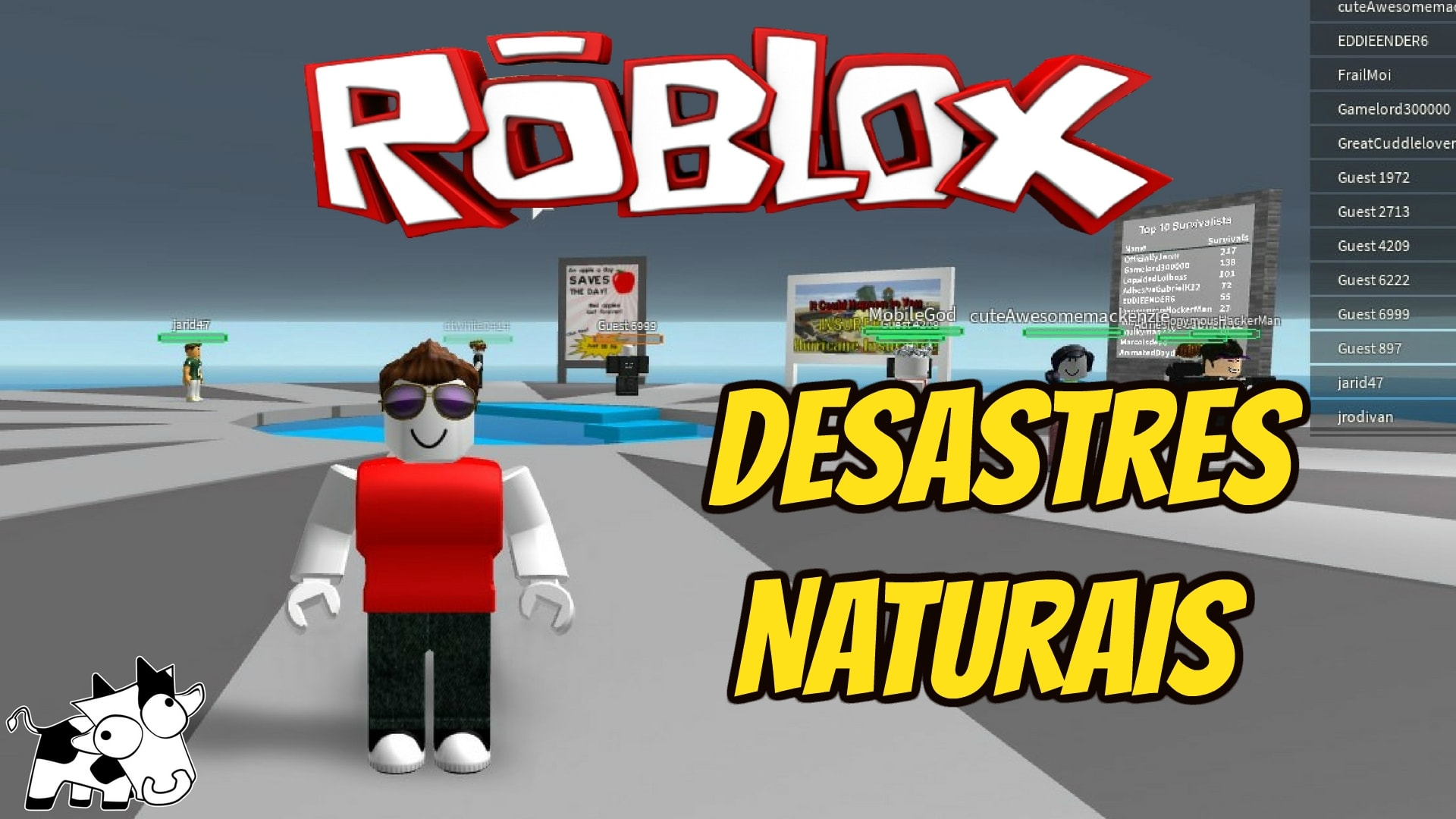 Roblox Natural Disasters Survival