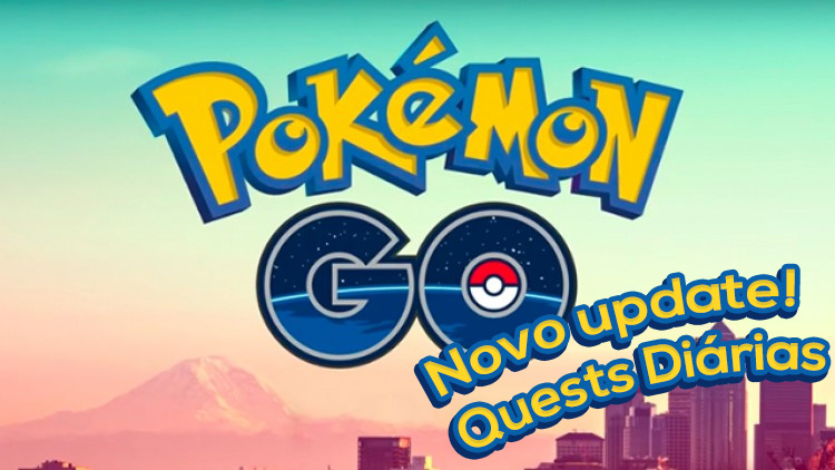 Pokemon GO Update Daily QUests