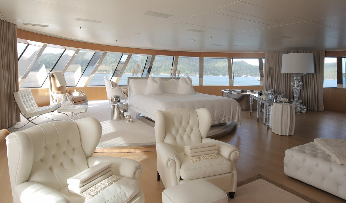 Motor Yacht A Spotted In Maldives Luxury Is Mind Blowing