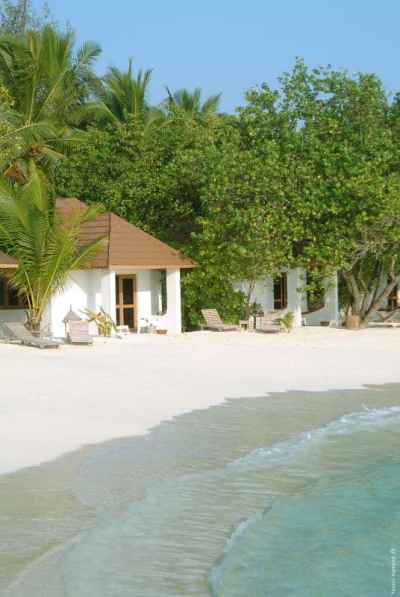 Veligandu Island Resort - Maldives Tourism