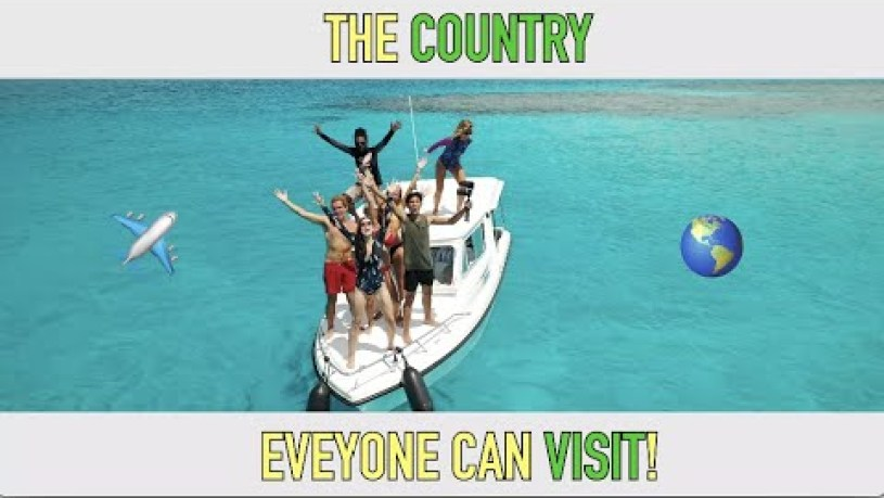 Are Maldives Open