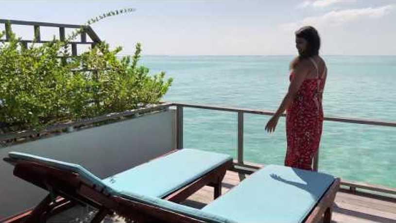 Where Is Sun Island Beach Maldives