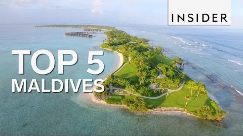 Maldives How Many Island
