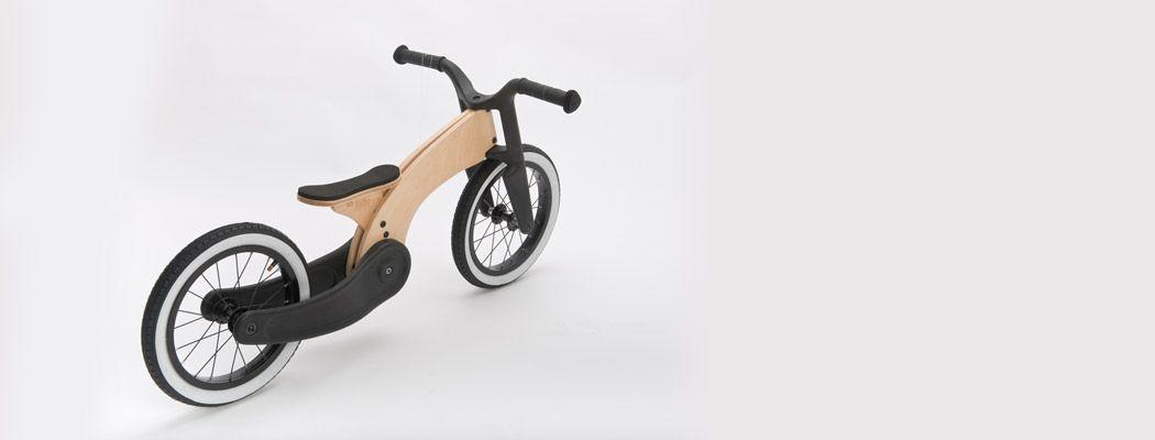 Wishbone Bike Cruise drveni biciklić