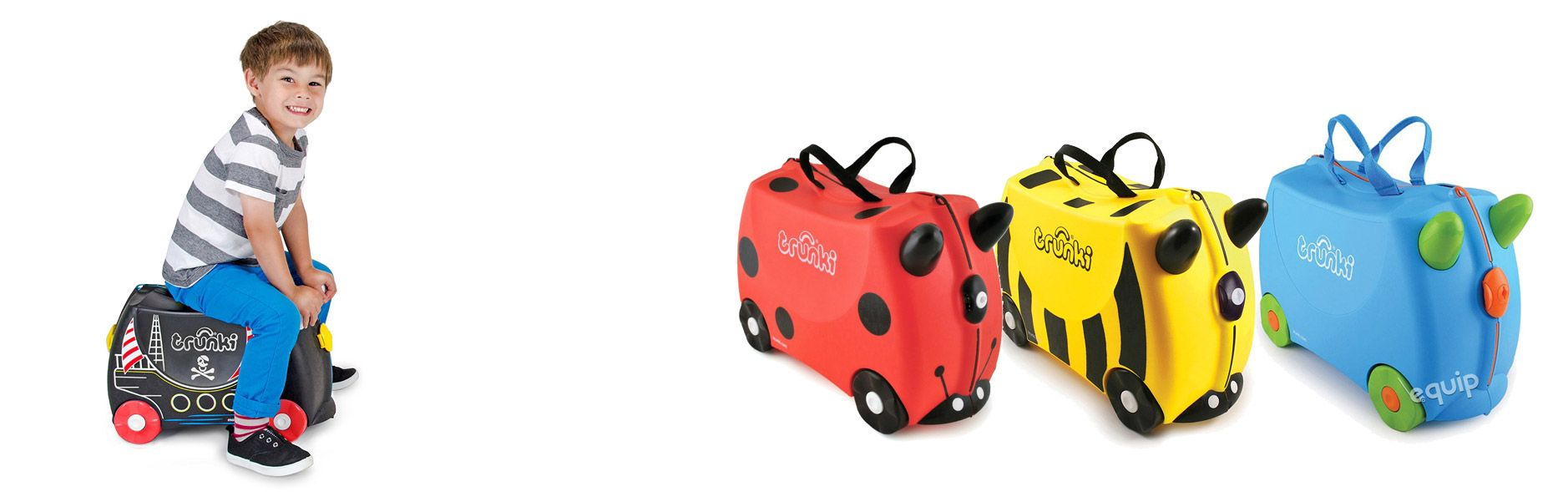 Trunki Male stvari