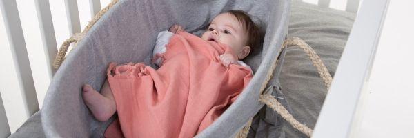 Košara za bebe Moses Childhome