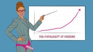 popularity of pegging chart