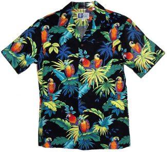 wild Hawaiian shirt