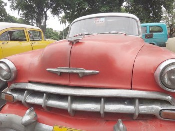 Step back in time. 1950s American Classic in the heart of Havana, Cuba.