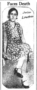 Julia Maude Lowther