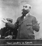 Henri Landru, murderer