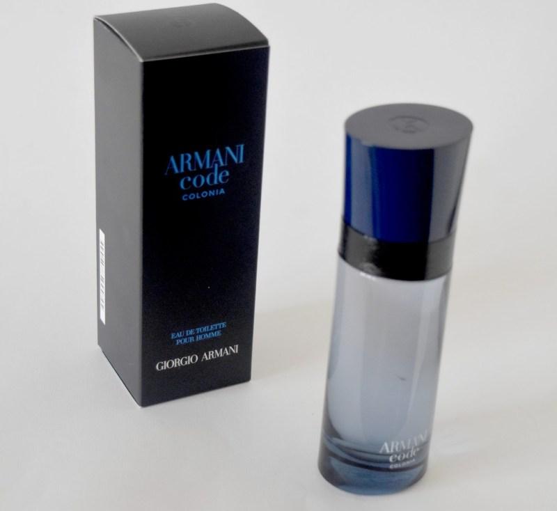 Armani Code Colonia