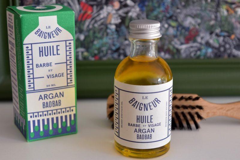 huiles à barbe françaises