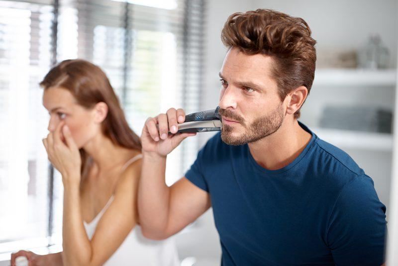 tondeuse à barbe