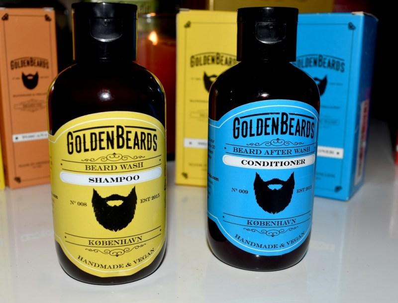 Golden Beards