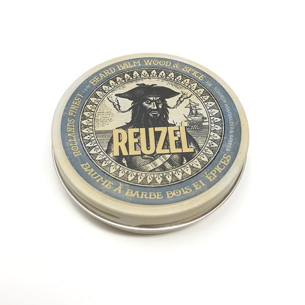 Baume à barbe Reuzel Wood & Spice