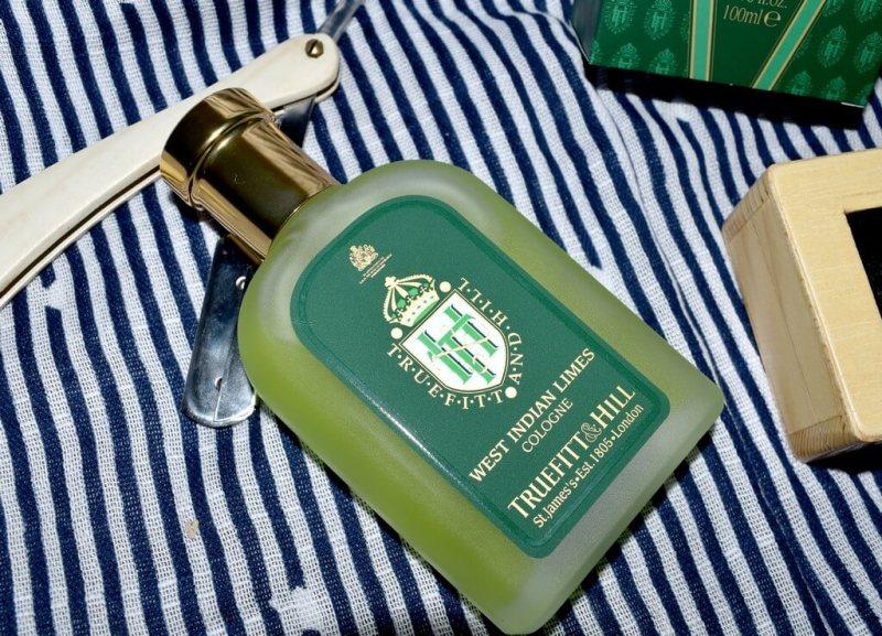 West Indian Limes Cologne Truefitt & Hill avis