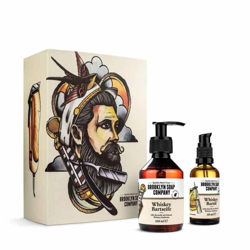 Top cadeaux pour barbus Brooklyn Soap Company