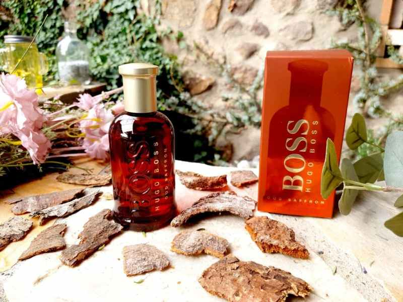 BOSS Bottled Oud Saffron - test & avis