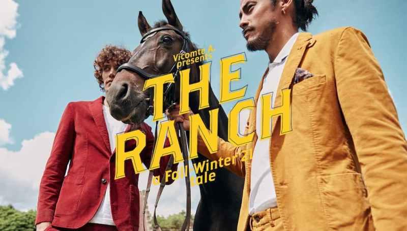 Découvrez la nouvelle collection Le Ranch de Vicomte A.