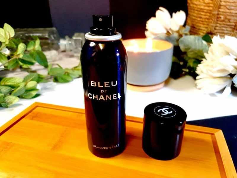 Bleu de Chanel All Over SPray - test & avis