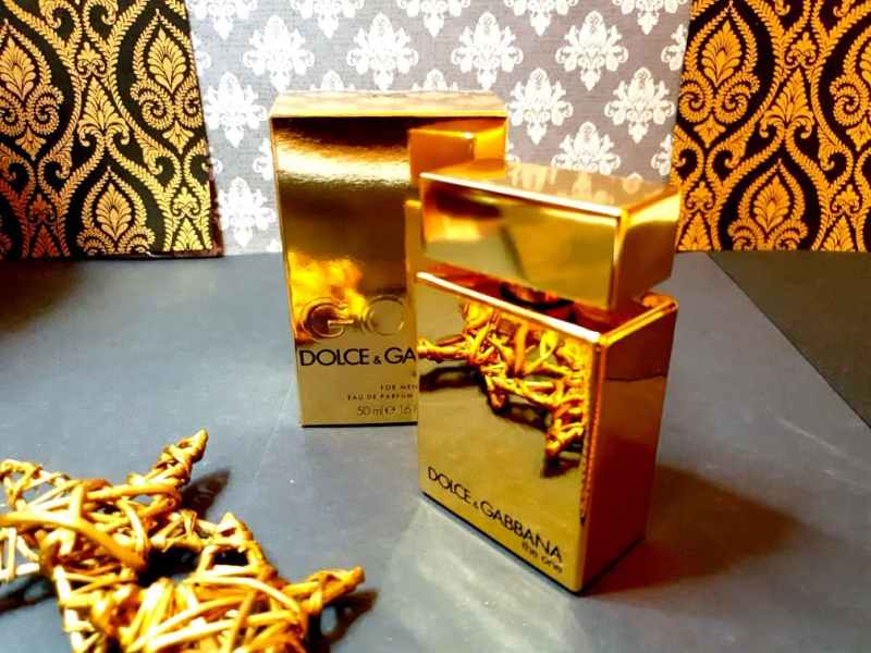Edition Limitée Dolce & Gabbana The One Gold