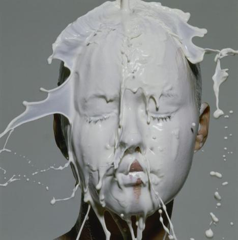 Excessive Ejaculation - Image of Milk and woman