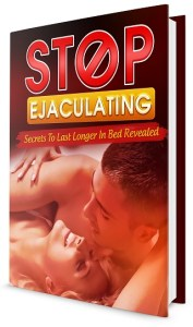 Stop Ejaculating Cover