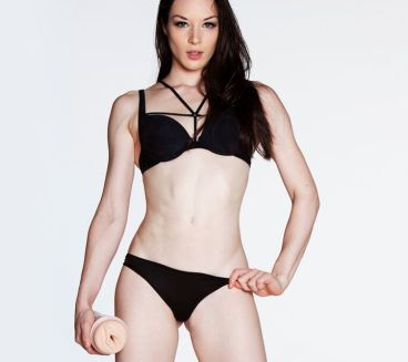 Stoya With Her Vagina Fleashlight