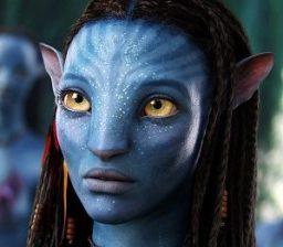 Alien Female Face