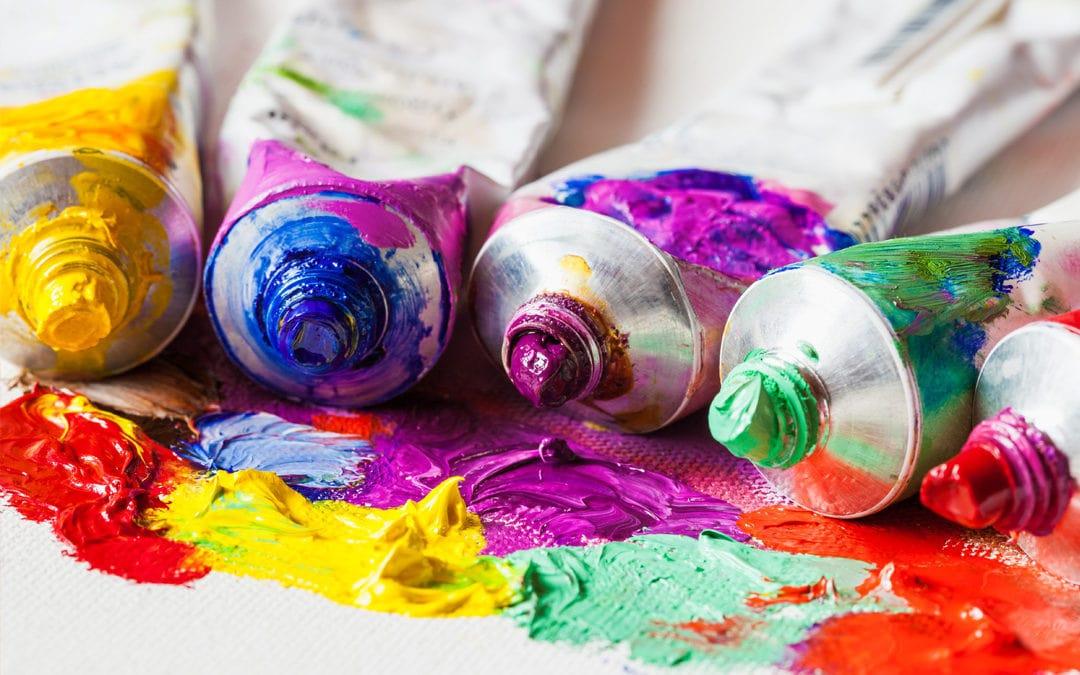 Malen Und Zeichnen Acryl