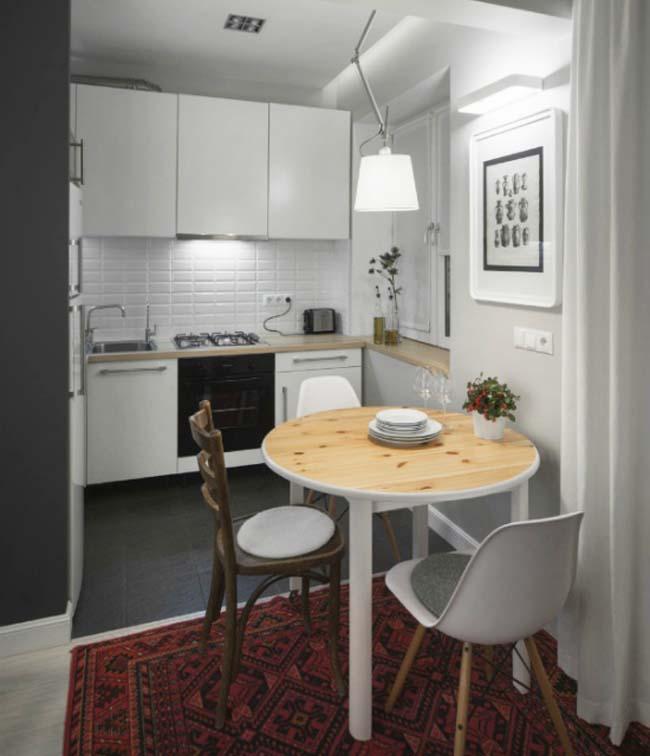 маленькие кухни дизайн фото 1