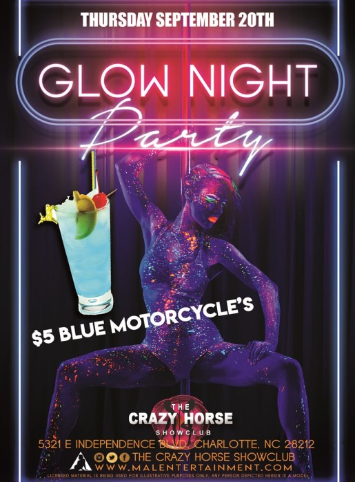 (Copy) Glow Night Party
