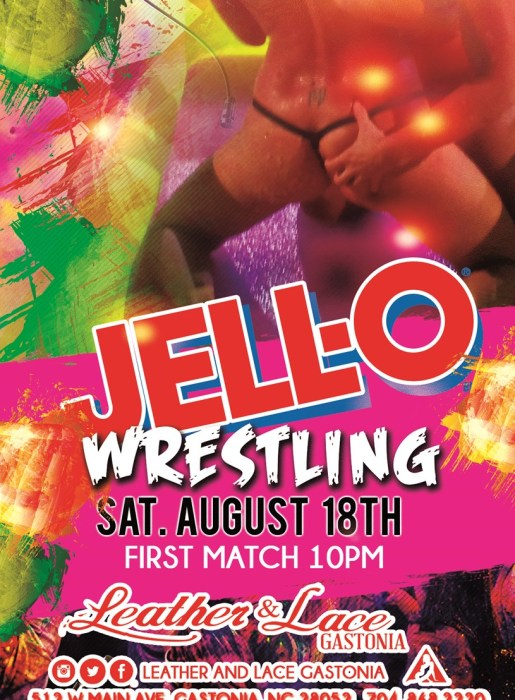 (Copy) Jello Wrestling