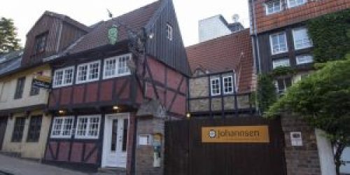 Johannsen Rum KEIM Fassade Maler Flensburg