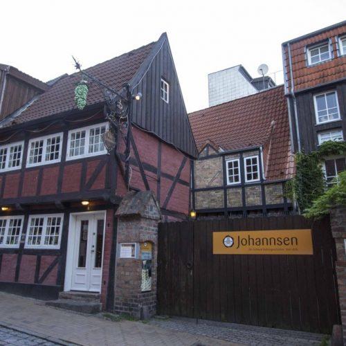 Fassadengestaltung Johannsen Rum Flensburg