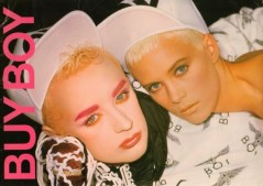Boy George & Patty Owens