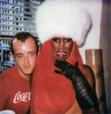 Grace Jones & Keith Haring