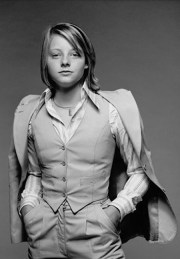 Jodie Foster by Terry O'Neill