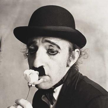Woody Allen by Irving Penn, 1972