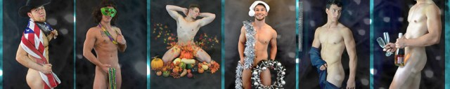 Nude image pose ideas for male strippers.