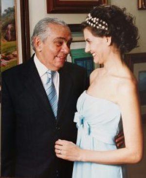 Meu casamento em 2001