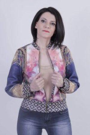 Jaqueta Carmen Steffens