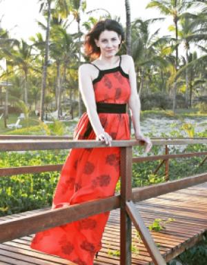Vestido Vermelho MR