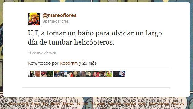 Detienen a @mareoflores presuntamente por hacer broma en Twitter