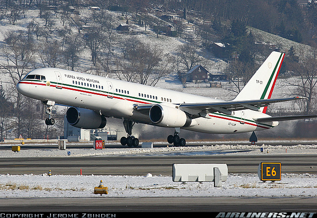 Un nuevo avión presidencial de 757 millones de dólares