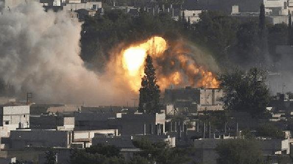Francia inicia bombardeos en Siria